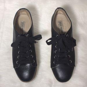 Steve Madden Korrie Cork Platform Sneakers